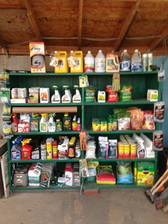 Wide Selection Of Garden Control Items